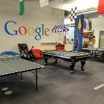 Google relaxing room