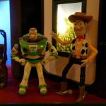 Woody & Buzz Lightyear (StreetView)