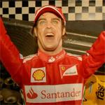 Fernando Alonso (StreetView)