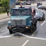 Street Cleaning (StreetView)