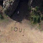 Loving you at Bronson Cave