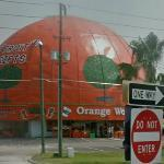 Orange World (StreetView)