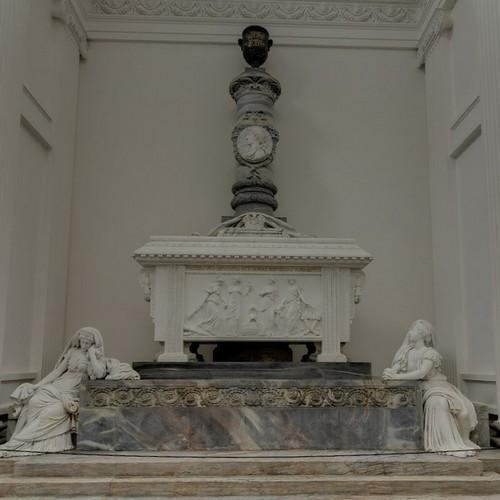 Tomb Of King Frederik V Of Denmark And Norway In Roskilde Cathedral