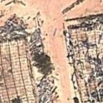 Quite extensive destruction (Google Maps)