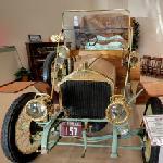 1911 Napier Garden Car