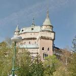 Bojnice Castle (StreetView)
