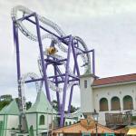 Insane Rollercoaster @ Gröna Lund (StreetView)