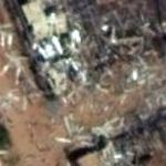 Alleged weapons facility destroyed (Google Maps)