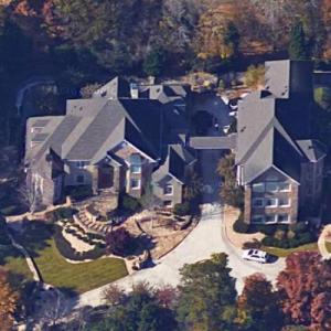 Kandi Burruss's House (Google Maps)