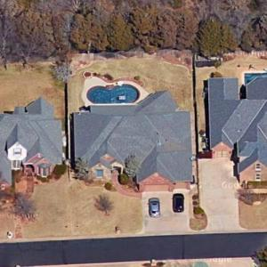 Russell Westbrook's House (Google Maps)