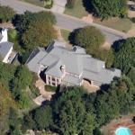 Tony Allen's House