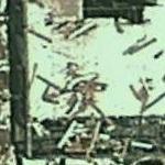 Damaged hangars (Google Maps)