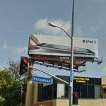 Ipad ad (StreetView)
