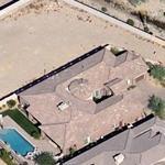 Jason Kubel's House (Google Maps)