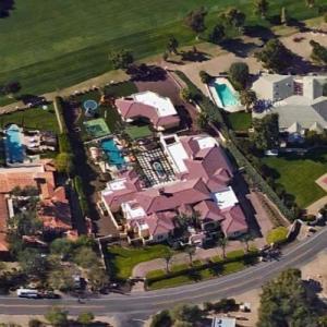 Miguel Montero's House (Google Maps)
