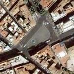 Piazza Barberini (Google Maps)