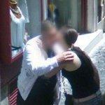Friendly Kiss (StreetView)