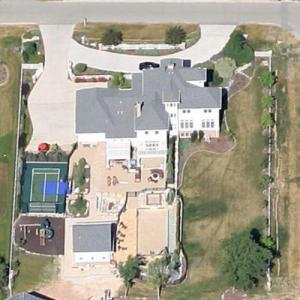 Mike McCarthy's House (Google Maps)
