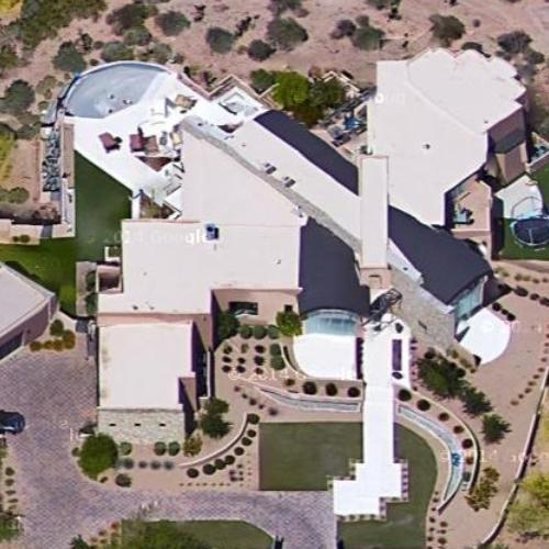 Terrell Suggs' House In Scottsdale, AZ (Google Maps