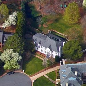 Webb Simpson's House (Former) (Google Maps)