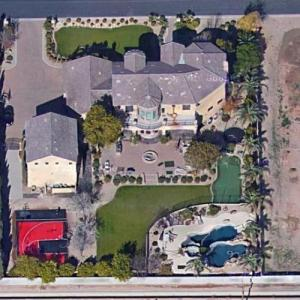 Patrick Peterson's House (Former) (Google Maps)