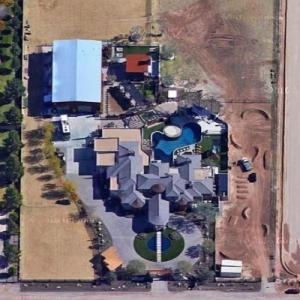 Andre Ethier's House (Google Maps)