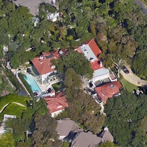 Colleges In Austin Tx >> Mack Brown's House (former) in Austin, TX - Virtual Globetrotting