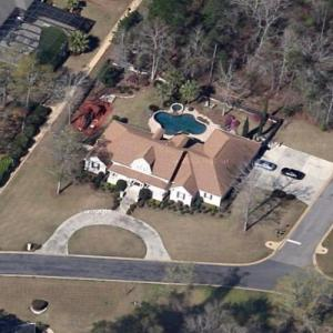 Jimbo Fisher's House (Google Maps)