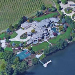 Brian Grant's House (Google Maps)