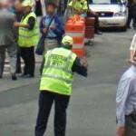 Directing pedestrian traffic