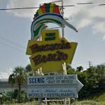 Pensacola Beach Sign (StreetView)