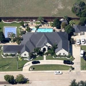 Dez Bryant's House (Google Maps)