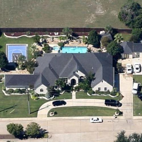 Dez Bryant house in DeSoto, Texas