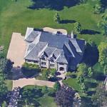 Luol Deng's House (Google Maps)