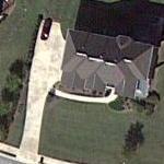 Derrick Favors' House (Google Maps)