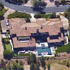 Floyd Mayweather Jr.'s House (Google Maps)