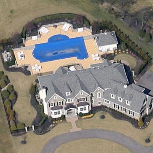 ryan howard u0026 39 s house in blue bell  pa  google maps