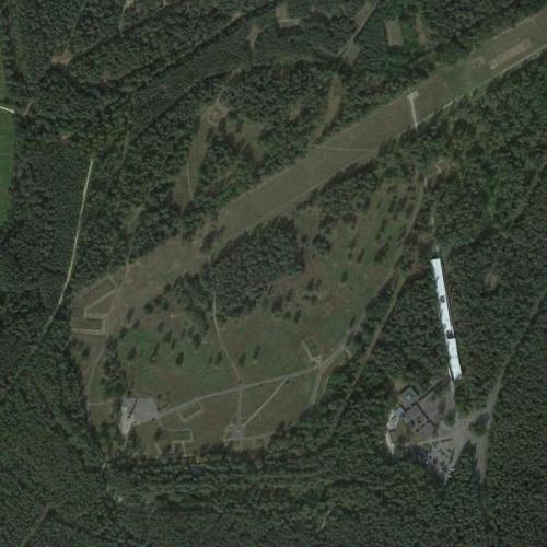 Bergen-Belsen concentration camp (Google Maps)