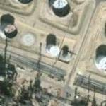 Oil refinery (Google Maps)