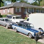 Rolls-Royce Silver Shadows (StreetView)