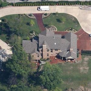 Yadier Molina's House (Google Maps)