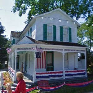 Orville and Wilbur Wright Family Home (StreetView)