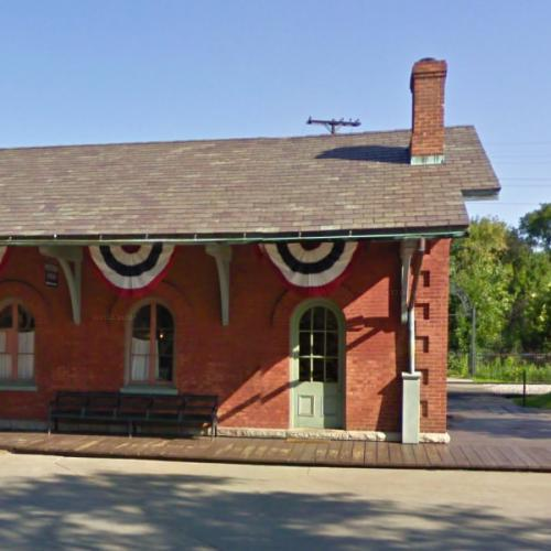 Smiths Creek Depot (StreetView)