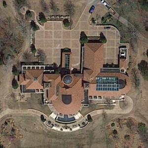 David Green's House (Google Maps)