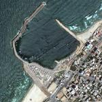 Port of Gaza (Google Maps)