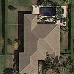 Mike Pouncey's House (Google Maps)