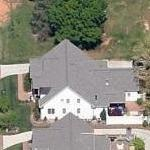 Jeff Bzdelik's House (Google Maps)