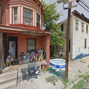 Camden - The Abandoned City #4 (StreetView)