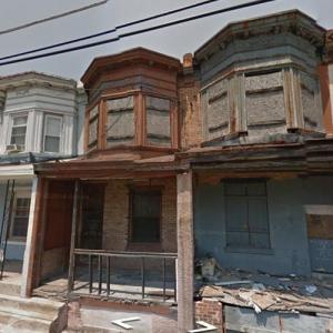 Camden - The Abandoned City #5 (StreetView)