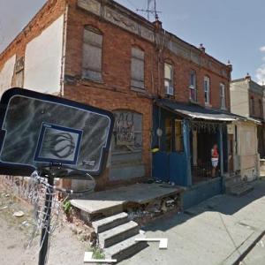 Camden - The Abandoned City #11 (StreetView)